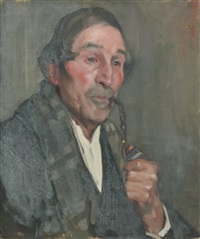 le fumeur by bessie ellen davidson