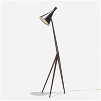 floor lamp by östen kristiansson