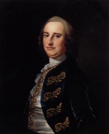portrait of a gentleman by john wollaston