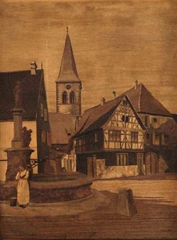strasbourg by charles spindler