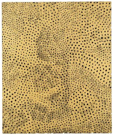 infinity nets (0902f) by yayoi kusama