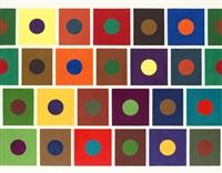 skala med komplementfärger ii by nalle werner