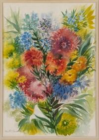 sin título (flores) by joaquín martínez navarrete
