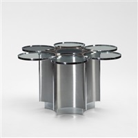 occasional table by ringo starr and robin cruikshank
