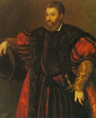 the duke of ferrara