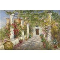the floral trellis by harriette bowdoin