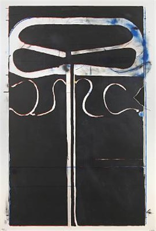 untitled from clubspade group 81 82 from eight by eight to celebrate the temporary contemporary by richard diebenkorn