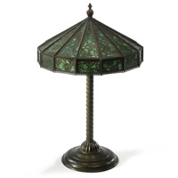 grapevine table lamp by riviere studios
