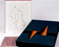 qu'est-ce que thérèse? c'est les marronniers en fleurs (bk by josé pierre with 7 works; in-folio) by ivan tovar