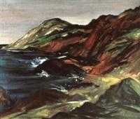 seaside by gertrude freyman