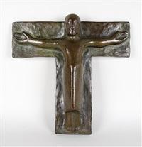 jesus am kreuz by karl gerhard van ackeren