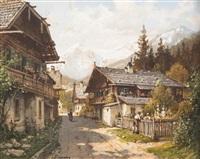 motif from kaprun by georg janny