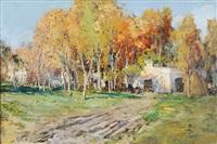 case nel bosco by romolo leone