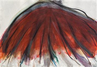roter berg by arnulf rainer