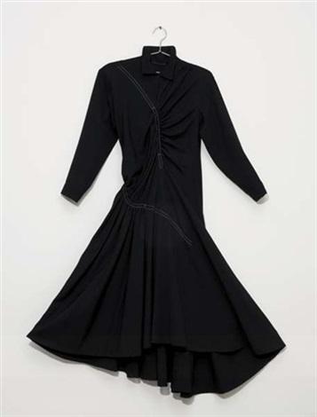 dress by yohji yamamoto
