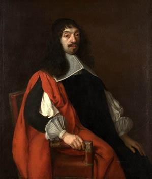 retrato de caballero by philippe de champaigne