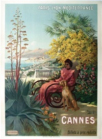 cannes by frederic hugo d' alesi