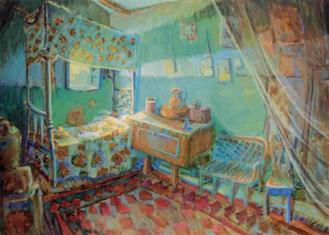 a room in aswan by naomi alexander