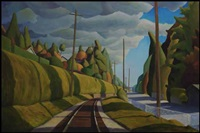 bellevue railway by ross penhall