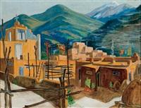 pueblo by joseph amadeus fleck