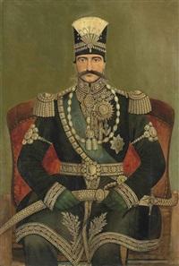nasir al-din shah qajar by mohammad hassan afshar