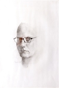 self portrait by amnon david ar