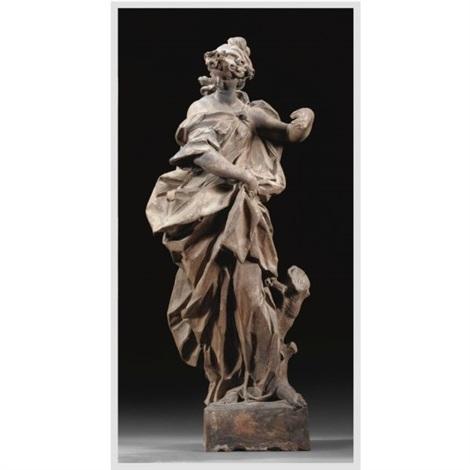 figura femminile by gian lorenzo bernini