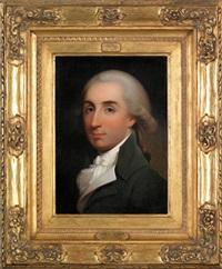 portrait of john maxwell nesbitt by robert field