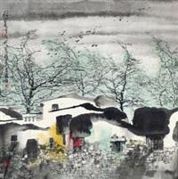 江南水乡 by liu maoshan