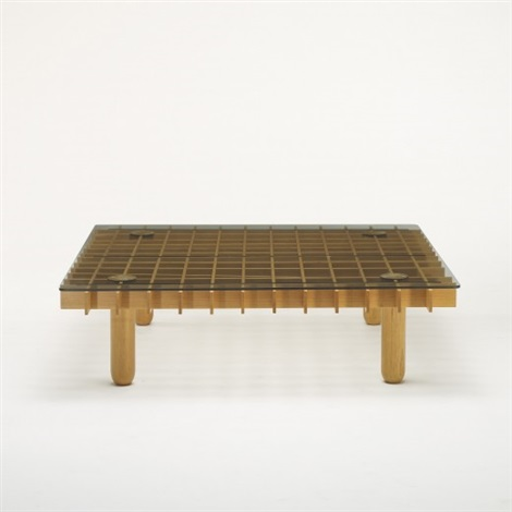 Kyoto Coffee Table By Gianfranco Frattini