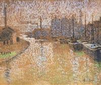 canal by henri le roux