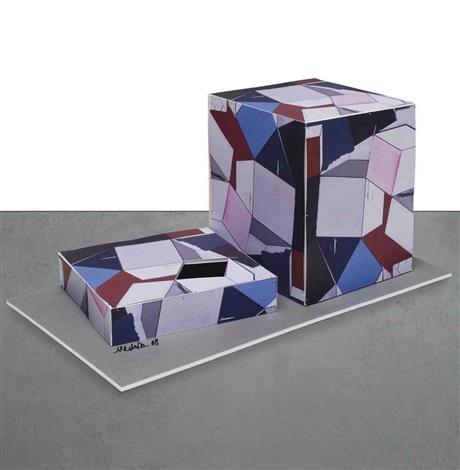 gegenlichtmodell by thomas scheibitz