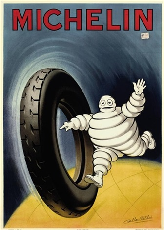 michelin by gilbert philibert