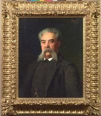 ritratto di gentiluomo by edoardo gelli
