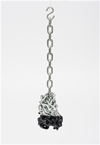 knotted by monica bonvicini