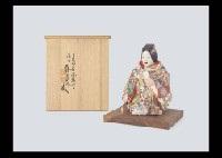 colored doll kumano by tetsuro ichikawa