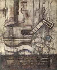 guitar no. 6 by vladimir nemukhin