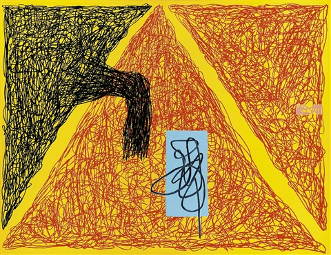 born yesterdey by jonathan lasker