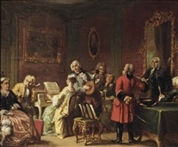 the concert by david joseph bles