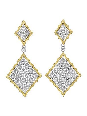 ear pendants pair by buccellati
