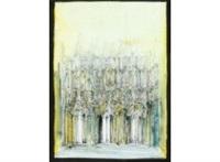 cathedral by juhani linnovaara