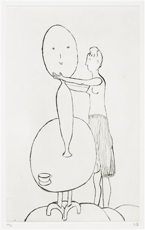 autobiographical series seven plates 7 works by louise bourgeois