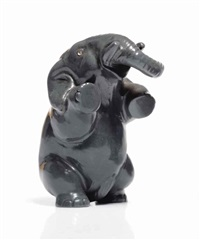 elephant by fabergé (co.)