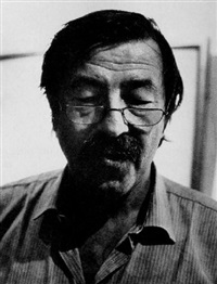 günter grass by karl heinz bast
