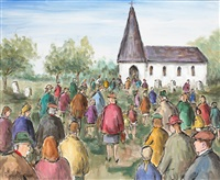going to mass by gladys maccabe