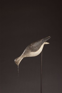 shorebird by elisha (jr.) burr
