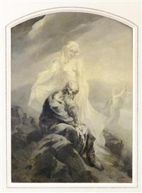a muse by adolf liebscher