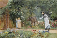 catching the pony by edward killingworth johnson