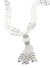 necklace by trianon (co.)