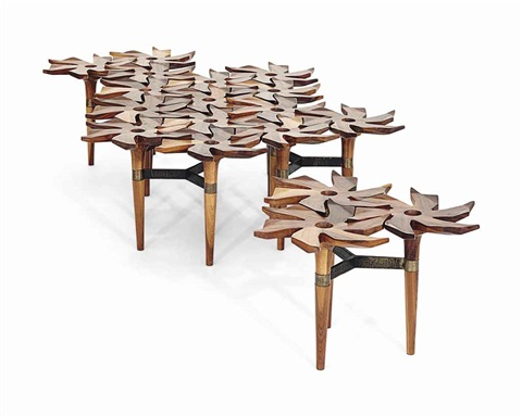 A U0027bloomu0027 Occasional Table By John Vogel